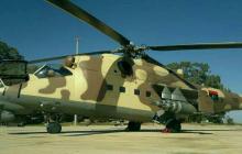 Война в Ливии: протурецкие силы захватили Ми-35 расположенный на авиабазе Аль-Ватия