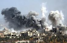 Авиация США нанесла удар в провинции Идлиб в близости от группировки российских сил