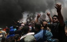 Посольство США в Иерусалиме: больше сотни раненых и десятки убитых – кадры стычек