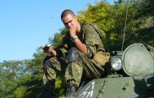 """Предатель ликвидирован - снайпер ООС """"снял"""" опасного наемника из Горловки Кащеева"""