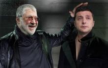 """На канале """"1+1"""" показали поздравление Зеленского, когда на других телеканалах выступал Порошенко, – Чекалкин"""