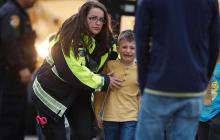 Жуткая трагедия в США: в школу ворвались вооруженные ученики и расстреляли 9 человек – кадры