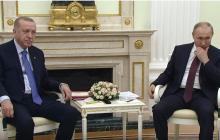 Путин на встрече с Эрдоганом признал тяжелые потери сирийской армии: детали