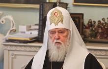 Филарет в 91 год инфицирован COVID-19 - патриарха ПЦУ госпитализировали