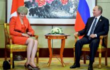 Премьер Британии Мэй решилась провести личную встречу с Путиным – СМИ раскрыли причину