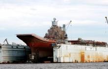 """Подбитый """"Адмирал Кузнецов"""" больше никогда не выйдет в море: внутри корабля настоящая катастрофа"""