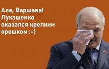 "Лукашенко - ""Крепкий орешек"", или как глава Беларуси попал в громкий скандал, видео"