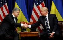 """Порошенко порадовал новостью из Вашингтона: """"Вот это я понимаю союзники"""""""