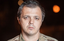 Семенченко: Кировск, Первомайск и Стаханов охраняют 750 человек, все остальные в Дебальцево