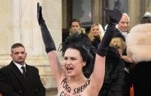 """""""Для них это что-то ментальное и возрастное"""", - Геращенко прокомментировала появление российского посла в компании голой активистки Femen на Венском балу"""