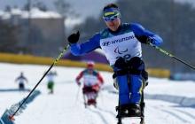 """Четвертый """"золотой"""" чемпион Украины на Паралимпиаде: Тарас Радь блестяще финишировал в биатлонной гонке, оставив позади двух американцев"""