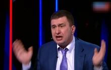 В эфире российского телевиденья оскандалились предатели Украины: регионал Марков осыпал мелочью коммуниста Симоненко