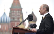 Путин на параде 9 Мая дерзко отозвался о Киеве, он уже не скрывает свою главную цель - громкие кадры