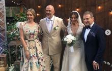 Свадьба года: в Сети появились первые видео и фото с бракосочетания Потапа и Насти Каменских