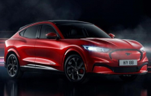 Ford представили миру электрокар Mustang Mach E - конкурента Tesla и Mercedes
