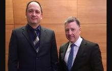 Волкер провел встречу с украинским министром оккупированных территорий и ВПЛ: о чем говорил Черныш со спецпредом США