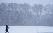 Перые жертвы лютых морозов в Украине: трое мужчин скончались от сильного переохлаждения - полиция
