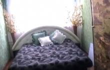Мягкая мебель, столовая с плазмой: в Сети появились кадры с места, где Зайцева проведет 10 лет