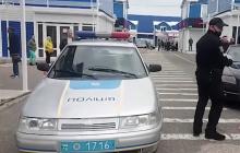 Перестрелка в Одессе: в Сети показали видео с места происшествия