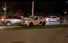 В Минске таксист спас протестующего от ОМОНа - подвиг восхитил Беларусь да и Украину тоже