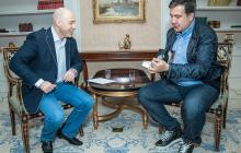 Интервью Гордона с Гиркиным: Саакашвили пояснил, что журналист заставил сделать боевика