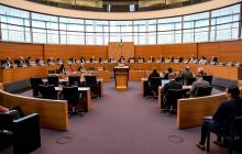 Появился официальный ответ России на иск Украины в Международный суд ООН