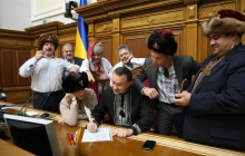 """""""Как украинские депутаты писали письмо Путину"""" - историческое фото порадовало Сеть и подняло настроение украинцам"""