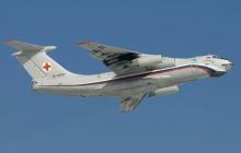 Россия экстренно отправляет авиагоспиталь Ил-76 в Сирию: все идет к большой войне