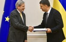Миллионы евро на Донбасс: Европа с ООН оказали финансовую поддержку Украине - кадры