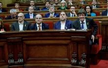 """Сепаратисты Каталонии к такому повороту событий не были готовы: официальный Мадрид уже """"расправился"""" с министрами-предателями - на очереди Пучдемон"""