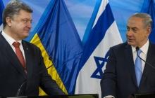 """Порошенко восхищен мощью израильской армии: """"Мы учимся у Израиля защищаться"""""""