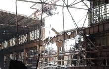 В оккупированном Алчевске на меткомбинате произошло ЧП: в Сети показали кадры разрушений