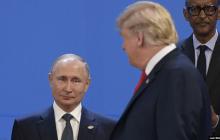 Путин и Трамп встретились накануне саммита G20: Песков раскрыл, о чем говорили лидеры РФ и США