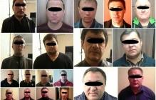 """""""Мозг"""" не предусмотрел, а """"Умка"""" не гарантировал безопасность: 12 криминальных авторитетов пойманы в Днепропетровске. Фото задержанных"""