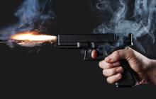 В Днепре 15-летний Сергей Абрамов открыл огонь на поражение из окна квартиры: 18 пуль по прохожим в прямом эфире
