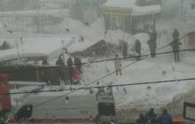 ЧП в Макеевке: обрушился торговый ряд – появилась информация о пострадавших