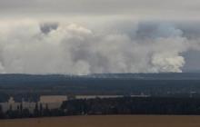 Снаряды продолжают летать: в ГСЧС сообщили о ситуации на военной базе в Ичне