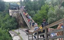 Ремонт моста в Станице Луганской: США жестко обратились к России