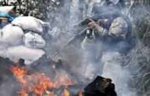 Донецкий горсовет: Ночь в городе прошла беспокойно