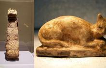 Раскрыто содержимое мумии кошки, хранящейся в музее Ренна: ученые в замешательстве