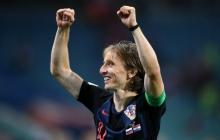 Все равно лучшие: хорватский полузащитник Лука Модрич признан лучшим игроком ЧМ-2018