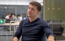 Зеленский впервые огласил членов своей предвыборной команды – видео
