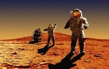 Марс, космос, Европейское космическое агентство, наука и техника