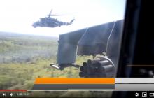 """ВСУ внезапно подняли в воздух боевые вертолеты """"Ми-8"""" и """"Ми-24"""": видео мощных залпов"""