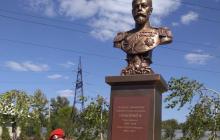 """""""Мало нам железного Захарченко"""", - в Донецке поставили памятник императору Николаю II - фото"""