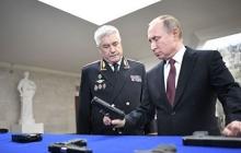 Путин взял в руки новое оружие: глава Кремля открыто перед камерами показал свое одобрение войны - кадры