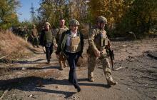 Зеленский на Донбассе устроил переполох на передовой