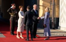 Жена президента Елена Зеленская поразила внешним видом в Латвии: фото вызвало ажиотаж