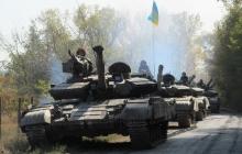Появление колонны танков ВСУ на Донбассе: российский пропагандист обвинил Украину в начале войны