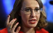 Неуместная шутка Ксении Собчак закончилась скандалом - с ведущей разрывают контракты